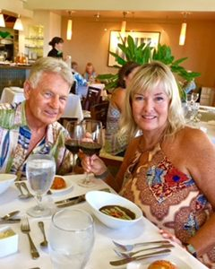 Cheryl and Stuart Kaston, Maui Hawaii Client Testimonial of Jet Set Pet Sitters
